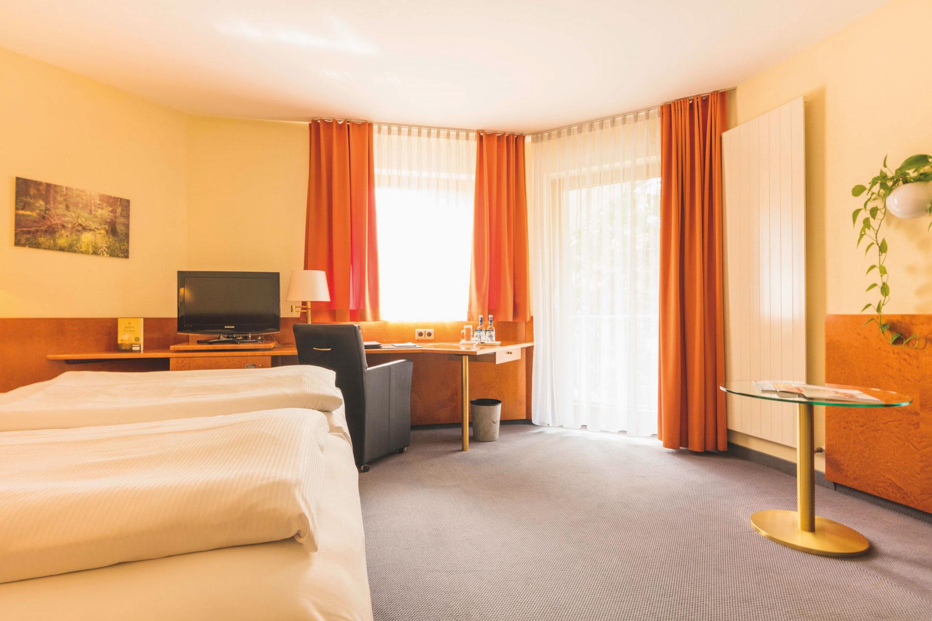 Comfort Junior Suite Gardenview