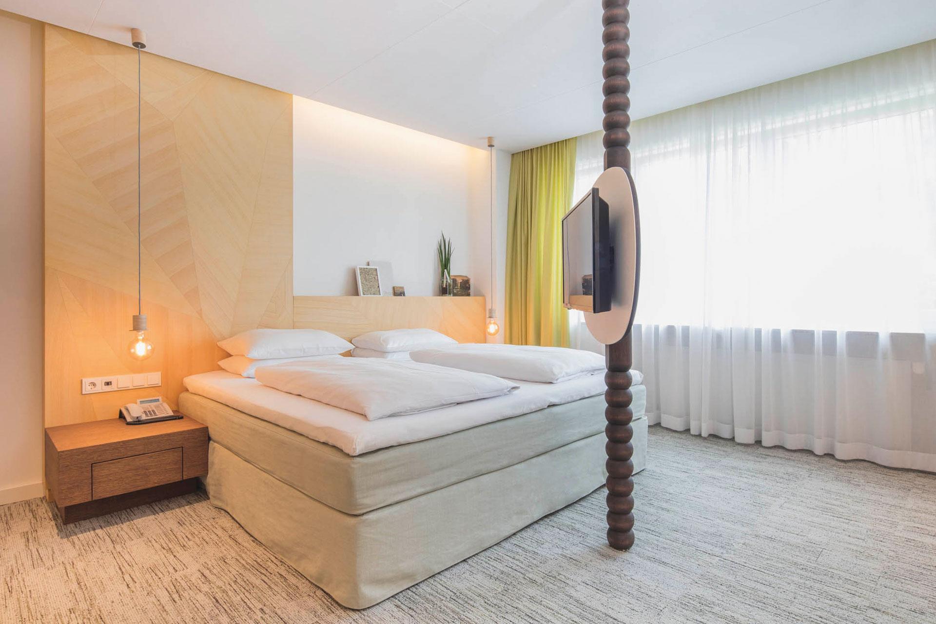Das nachwachsende Hotelzimmer®