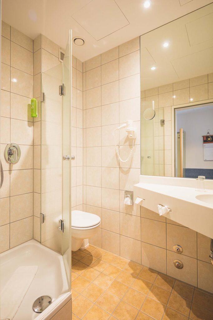 Für Geschäftsreisende und Singles: Einzelzimmer im Creativhotel Luise Erlangen