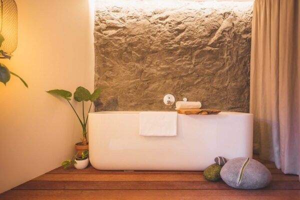 Das Aromabad in Erlangen zum Beispiel mit Hopfen. Entspannung und Wellness im Hotel in Erlangen.